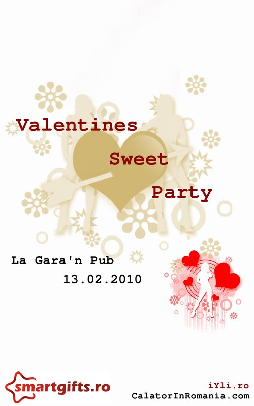 #ValentineSweetParty